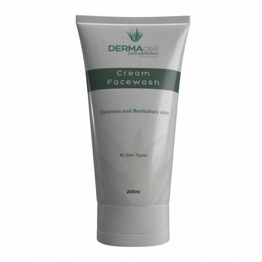 Dermacell Cream Face Wash