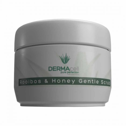 Dermacell Rooibos and Honey Scrub